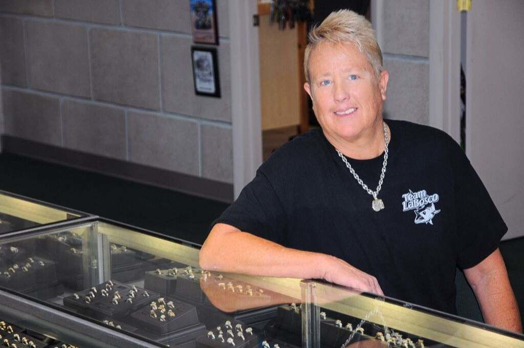 Jeweler Kym Bass